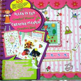 Children's Scrapbook