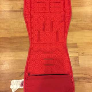 BN City Select stroller pad. One side fabric one side leather, moving out sale