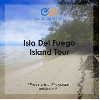 Isla Del Fuego (Siquijor) Day Tour