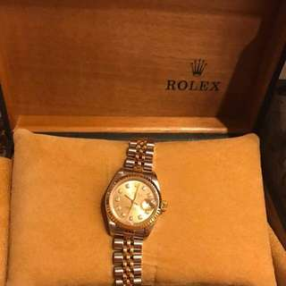 Rolex Oyster For Ladies