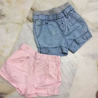 Poney & Miki brand short pants