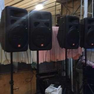 JBL EON 15inch powered speaker