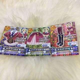 特賣星夢學園最新第五彈百合香魔蠍座R套裝