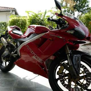 2011 Cagiva SP525 (Limited Edition)