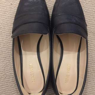 Nine West leather shoes