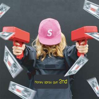 Best Stuff for PARTY - Money Spray Gun - 抄票噴射手搶 - A0798
