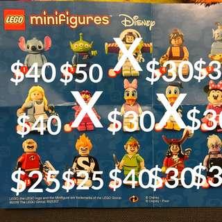 Disney Lego 散買