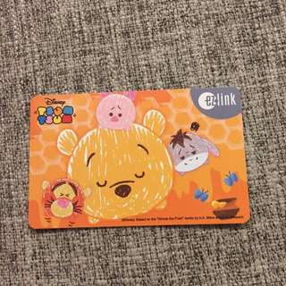 Tsum Tsum Winne Pooh Ezlink Card