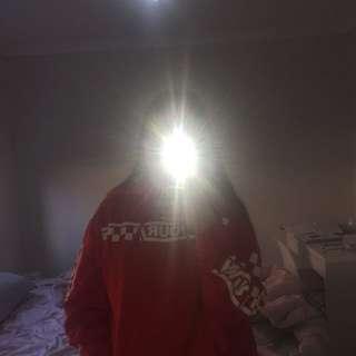 Justin Bieber H&M jumper