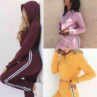 🍁Women's Tracksuit Set