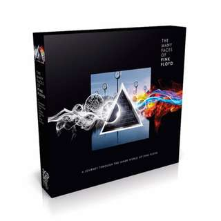 Various Artists MANY FACES OF PINK FLOYD 3CD 2013 (包郵)