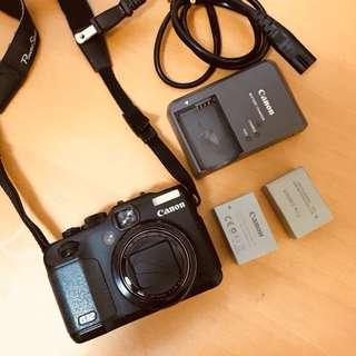 CANON G12類單眼相機