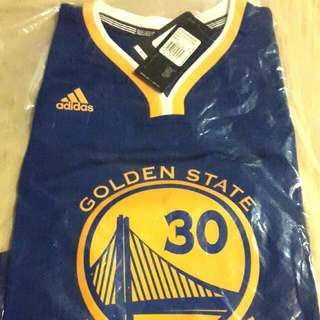 Sealed Never Opened BNWT Orig Swingman NBA jersey - 2X MVP Steph Curry
