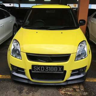 Suzuki Swift Sport SG