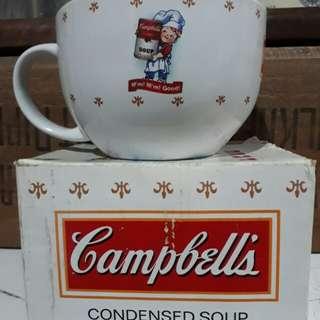 campbell's soup mug