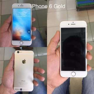 IPHONE 6 16gb and 64 gb availble