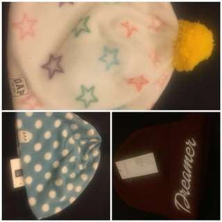 Branded Bonnet Cap Budget Bundle - FREE Shipment fee