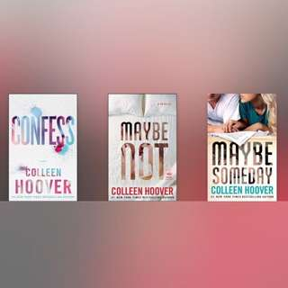 FREE! Colleen Hoover Ebooks