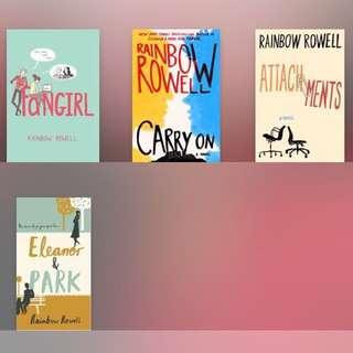 FREE! Rainbow Rowell Ebooks
