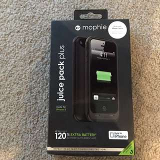 iPhone Mophie Juice Pack