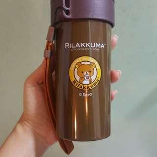 鬆弛熊 水樽 咖啡杯