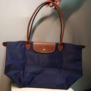 Authentic Brand new Longchamp long handle bag