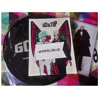 GD & TOP ALBUM G-Dragon & T.O.P. PH Version