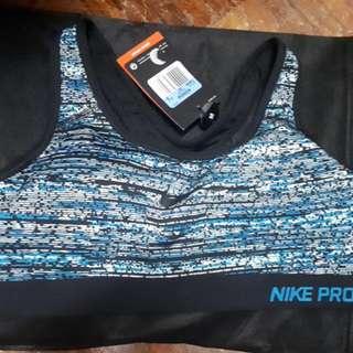 Nike Pro Sports Bra Blue #MY1212