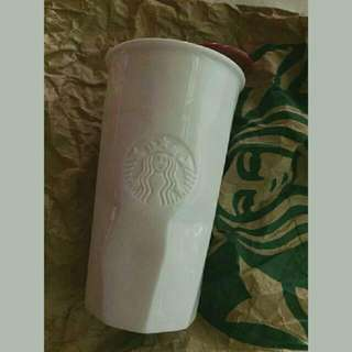 Starbucks Tumbler (Glass)