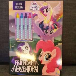 My Little Pony Friendship Adventure Activity Book