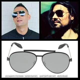 Alexander McQueen AM0057s sunglasses
