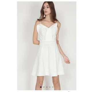 BNWT Mds Cami Dress White XS