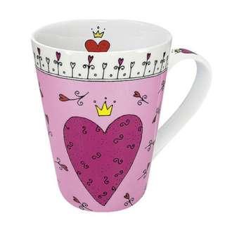 🚚 德國Konitz馬克杯-心愛的公主