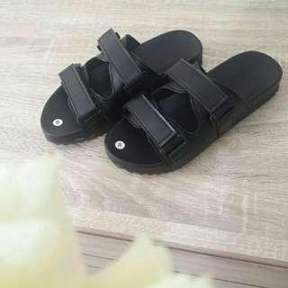 Sandal jims black