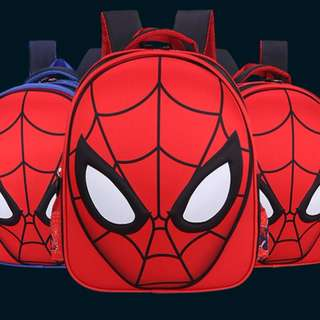 SPIDERM KIDS SCHOOL BAG