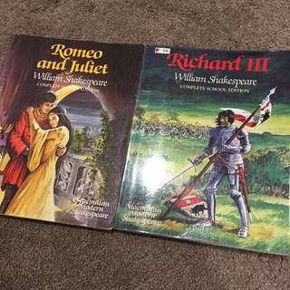 English lit books