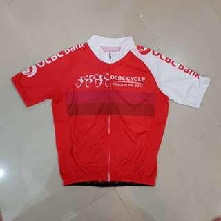 OCBC cycle jersey 2017