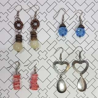 Bunch of Earrings Set C