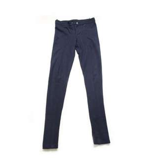 SALE! Mango Navy Skinny Pants