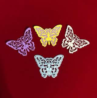 Butterfly scrapbooking Cutting Dies