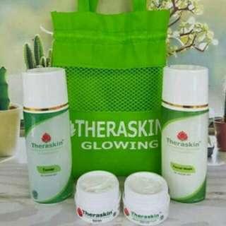 Theraskin paket Glowing
