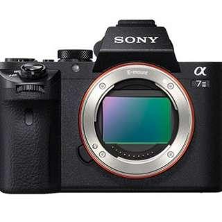 Sony A7ii Body (negotiable)