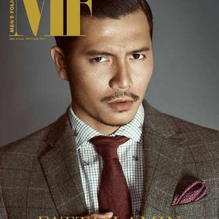 Looking for Men Folio, Maskulin mags