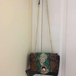 Zara bag used once!