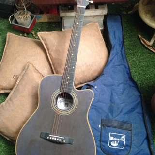 Blue Weinstein Guitar