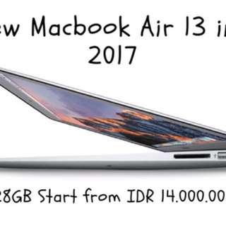 New MacBook Air 13 2017 MQD32