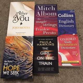 Books/dictionary