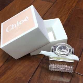 Chloe 白玫瑰女性淡香水 50ml 9.9成新