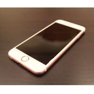 🚚 IPHONE 6S 64G 玫瑰金 女用機 幾乎無傷