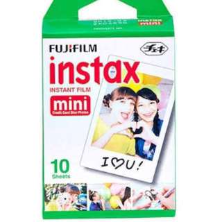 LOOKING FOR to swap for items - Fujifilm Instax Mini Instant Film